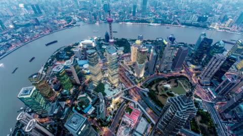 t/l shanghai night - vid bildbanksvideor och videomaterial från bakom kulisserna
