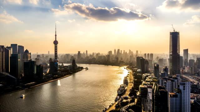 T/L MS HA Shanghai Skyline / Shanghai, China