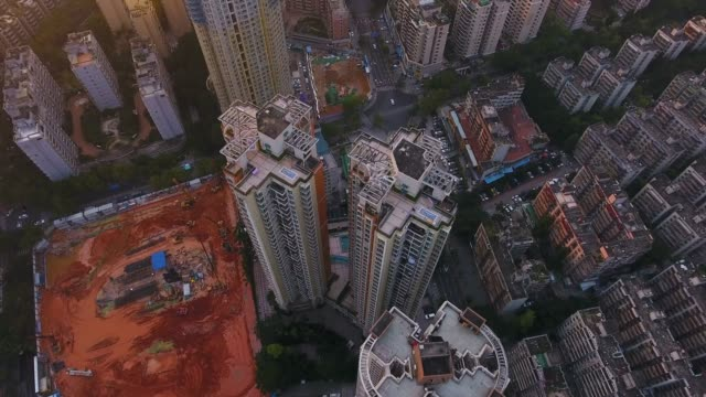 vidéos et rushes de gratte-ciel de shanghai de vue maria - culture malaisienne
