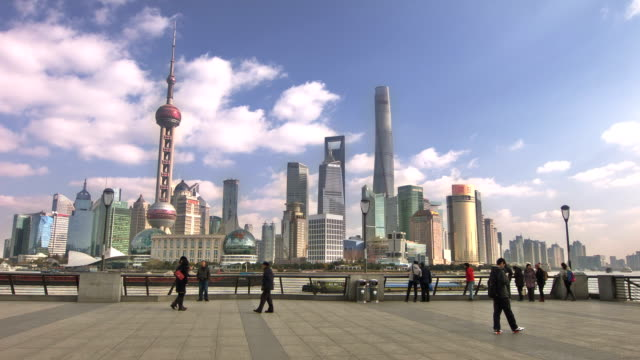 shanghai the bund - the bund stock videos & royalty-free footage