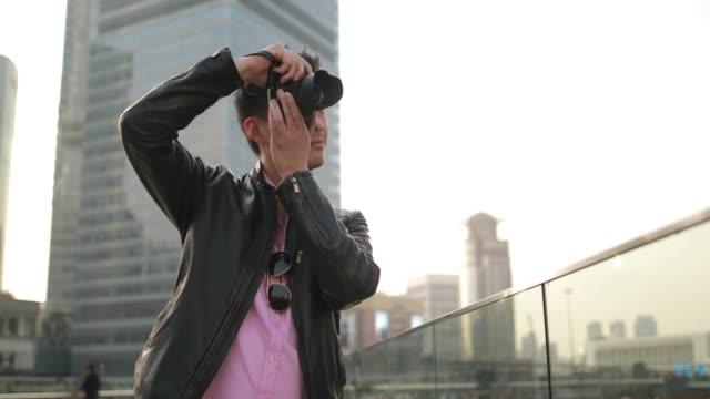 vídeos de stock, filmes e b-roll de xangai através da lente - temas fotográficos