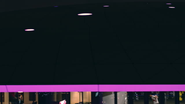 shanghai world expo at dusk - shanghai tower stock videos & royalty-free footage