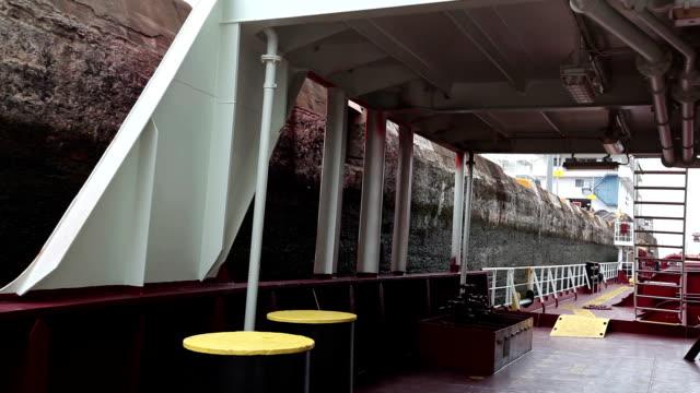 сhannel - パナマ運河点の映像素材/bロール