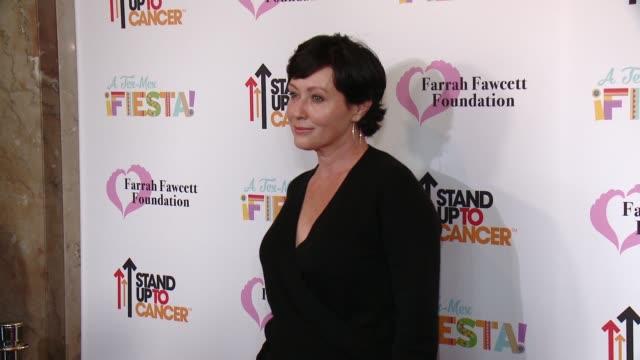 "Shannen Doherty at Farrah Fawcett Foundation's ""TexMex Fiesta"" 2017 in Los Angeles CA"