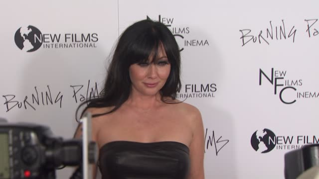 Shannen Doherty at the 'Burning Palms' Premiere at Hollywood CA