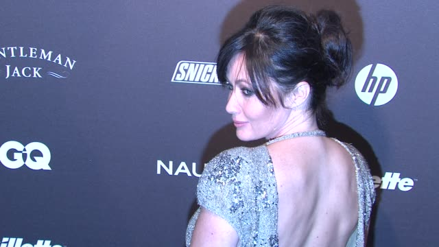 Shannen Doherty at the GQ's The Gentlemen's Ball at New York NY