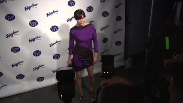 Shannen Doherty at the Grand Opening of Sapphire New York Gentlemen's Club and Prime 333 at New York NY