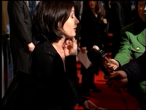 Shannen Doherty at the 'Kissing a Fool' Premiere on February 18 1998