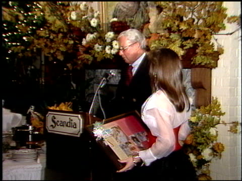 Shannen Doherty at the Teen Magazine honors Shannen Doherty on January 1 1988