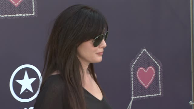Shannen Doherty at the The John Varvatos 7th Annual Stuart House Benefit at Los Angeles CA