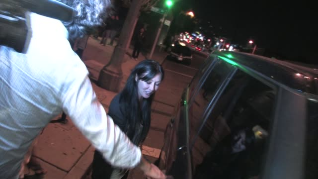 Shannen Doherty at Trousdale in West Hollywood on 5/10/2011