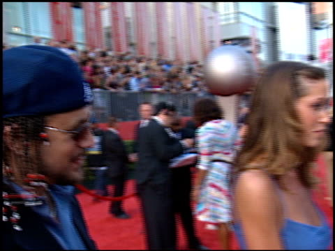 shannon elizabeth at the espy awards at the kodak theatre in hollywood, california on july 10, 2002. - espy awards stock videos & royalty-free footage