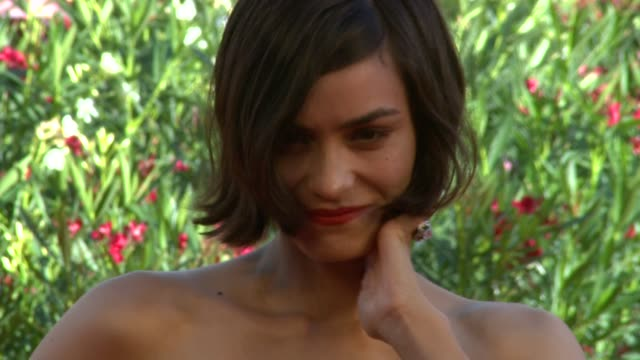 shannyn sossamon at the road to nowhere premiere: 67th venice film festival at venice . - shannyn sossamon stock videos & royalty-free footage