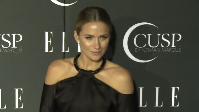 stockvideo's en b-roll-footage met shantel vansanten at 5th annual elle women in music celebration presented by cusp by neiman marcus at avalon on april 22, 2014 in hollywood,... - neiman marcus