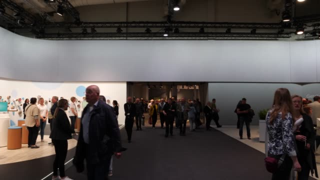 Shareholders entering the event area at the annual Daimler AG shareholders meeting on May 22 2019 in Berlin Germany Daimler has struggled with...