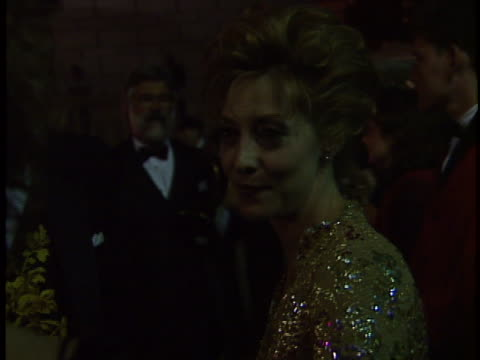 sharon lawrence at the emmy 96 at pasadena civic auditorium. - pasadena civic auditorium stock videos & royalty-free footage