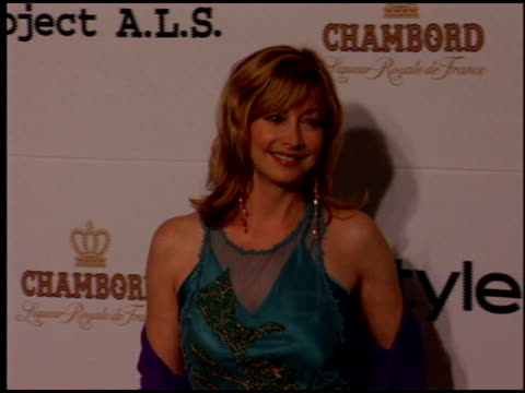 stockvideo's en b-roll-footage met sharon lawrence at the project als benefit gala at the century plaza hotel in century city, california on may 6, 2005. - century plaza