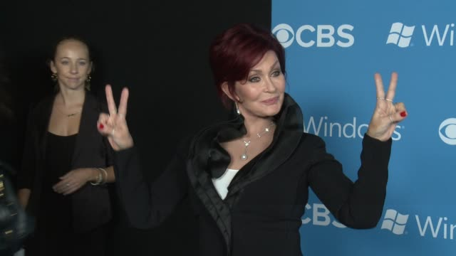 Sharon Osbourne at CBS 2012 Fall Premiere Party on 9/18/2012 in West Hollywood CA