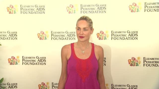 Sharon Stone at 23rd Annual 'A Time For Heroes' Celebrity Picnic Benefiting The Elizabeth Glaser Pediatric AIDS Foundation on June 03 2012 in Los...