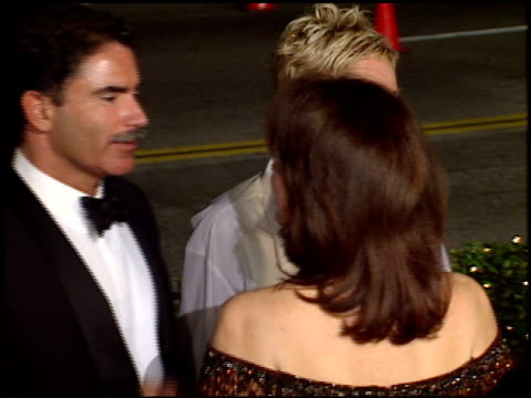 Sharon Stone at the 1998 Academy Awards Titanic Party at New Chasens in Beverly Hills California on March 23 1998