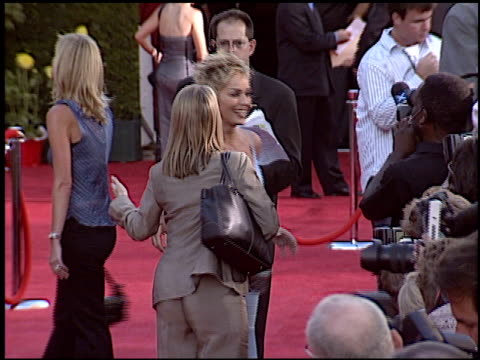 vidéos et rushes de sharon stone at the 2004 espy awards at the kodak theatre in hollywood california on july 14 2004 - espy awards