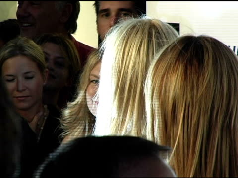 stockvideo's en b-roll-footage met sharon stone at the opening of the new bcbg max azria flagship store hosted by max and lubov azria sarah michelle gellar and vanity fair at bcbg max... - bcbg max azria