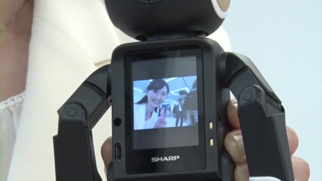 Sharp Corp said Thursday it will launch a small robotshaped mobile phone equipped with artificial intelligence features on May 26 with a price tag of...