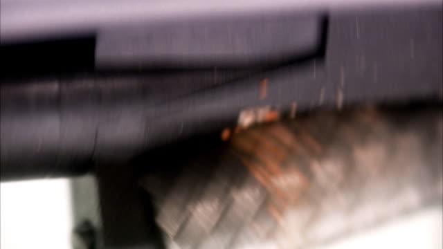 vídeos y material grabado en eventos de stock de sharpen a pencil using a pencil-sharpener. - sacapuntas