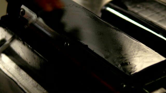 Sharpening Kitchen Knife