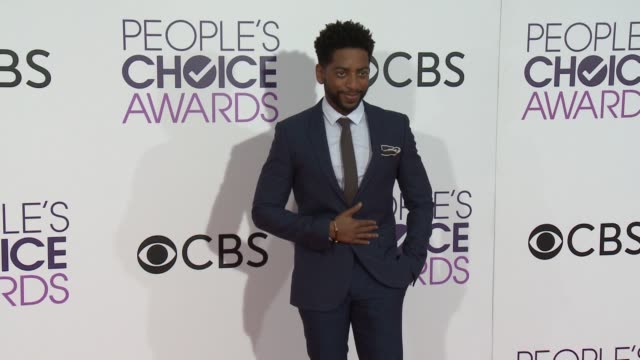shaun brown at the people's choice awards 2017 at microsoft theater on january 18, 2017 in los angeles, california. - people's choice awards stock videos & royalty-free footage