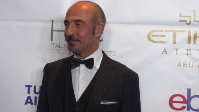Shaun Toub at the 6th Annual Face Forward Gala at the Millennium Biltmore Hotel Los Angeles at Celebrity Sightings in Los Angeles on September 19...