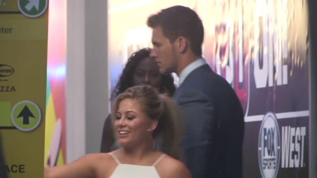 Shawn Johnson Ryan Edwards at the ESPYS after party in LA Celebrity Sightings on July 15 2015 in Los Angeles California