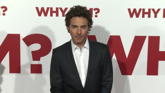 Shawn Levy at the Why Him World Premiere at Regency Bruin Theater on December 17 2016 in Westwood California