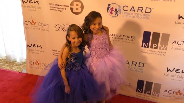 shea taylor sophie taylor at the 12th annual denim diamonds and stars on october 22 2017 in westlake village california - westlake village california stock videos & royalty-free footage