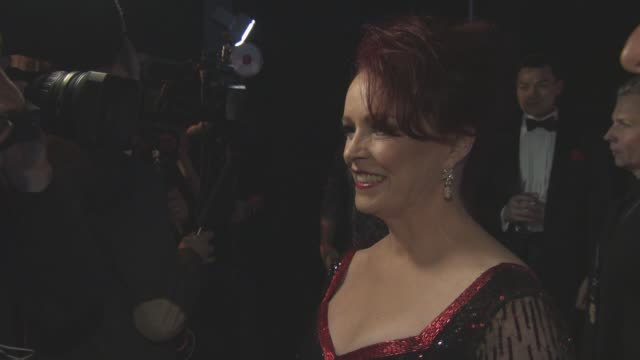 sheena easton at 42nd street - opening night & after party on april 04, 2017 in london, england. - 42nd street stock videos & royalty-free footage