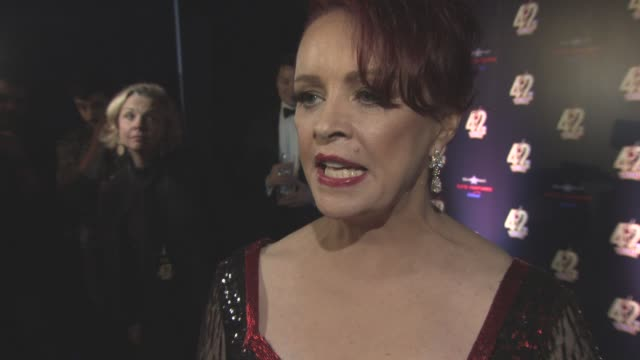 sheena easton on being back in britain, her family moving out, taking on a big project at 42nd street - opening night & after party on april 04, 2017... - 42nd street stock videos & royalty-free footage