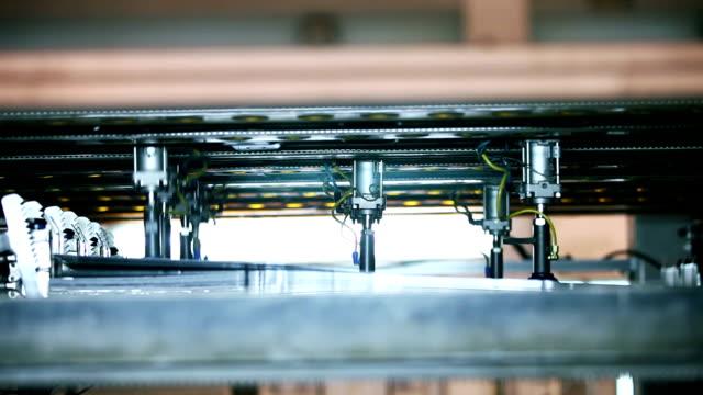 Sheet Metal Stamping,Conveyor Belt,close-up