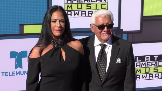 vídeos de stock, filmes e b-roll de sheila e at the 2016 latin american music awards on october 06 2016 in hollywood california - sheila e