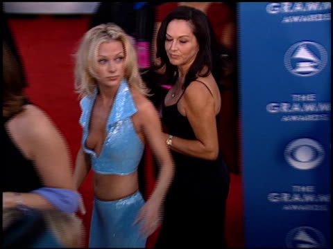 shelby lynne at the 2001 grammy awards at staples in los angeles california on february 21 2001 - shelby stock videos & royalty-free footage