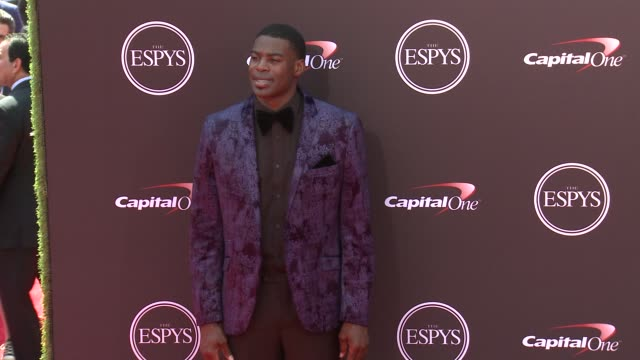 Sheldon Bailey at the The 2018 ESPYS at Microsoft Theater on July 18 2018 in Los Angeles California