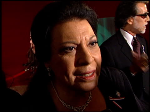 shelley morrison at the 2001 emmy awards at the shubert theater in century city, california on november 4, 2001. - shelley morrison stock videos & royalty-free footage
