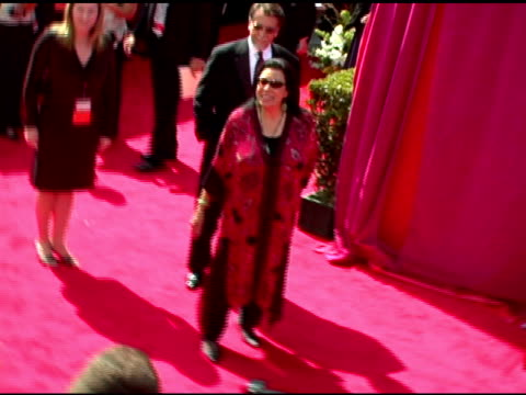 shelly morrison at the 2005 emmy awards at the shrine auditorium in los angeles, california on september 18, 2005. - shelley morrison stock videos & royalty-free footage