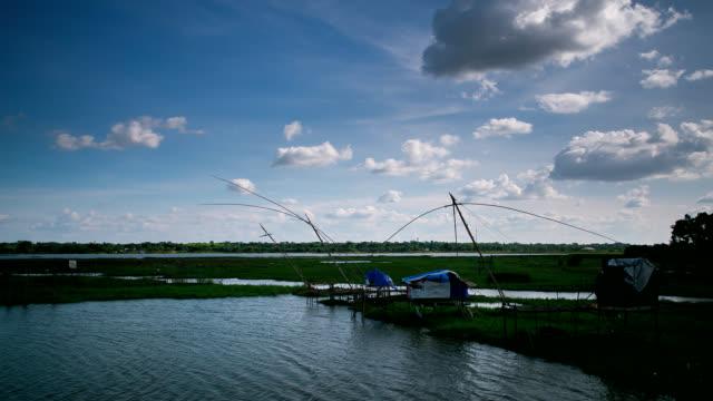 Shelters for fishermen