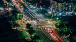 Shenzhen Shazui junction night delay