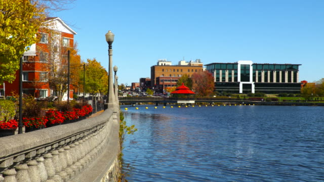 sherbrooke, quebec - montréal stock videos & royalty-free footage