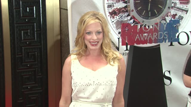 Sheri Rene Scott at the 64th Annual Tony Awards at New York NY