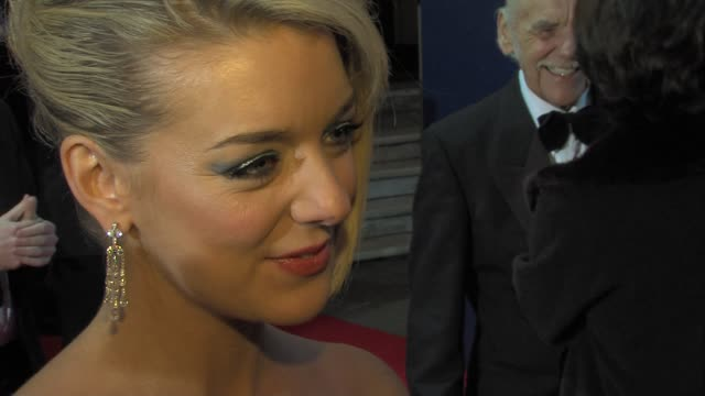 sheridan smith on the glitz of the awards being nominated theatre being more accessible her experiences in theatre at the olivier awards at london... - sheridan smith stock videos & royalty-free footage