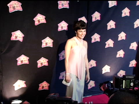 sherilyn fenn at the 3rd annual 'night with the friends of el faro' benefit hosted by molly sims on may 13, 2005. - molly sims stock videos & royalty-free footage