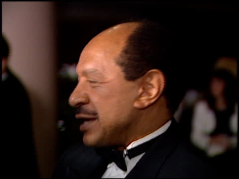 Sherman Hemsley at the American Cinema Awards at the Bonaventure Hotel in Los Angeles California on November 2 1996