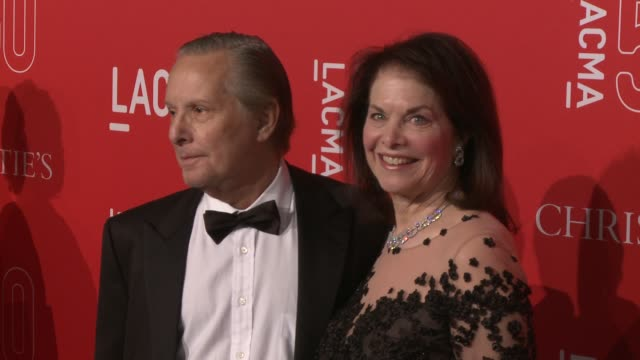 vidéos et rushes de sherry lansing and william friedkin at lacma's 50th anniversary gala at lacma on april 18 2015 in los angeles california - william friedkin